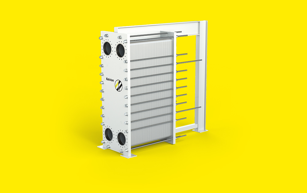 Plate Heat Exchangers / Plate Coolers | Kelvion