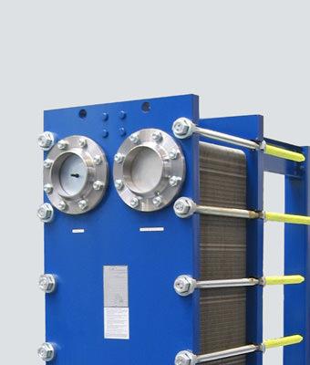 Gasketed Plate Heat Exchangers | Kelvion