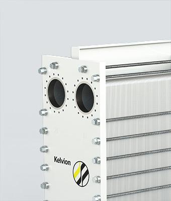 Пластинчатые теплообменники Kelvion серии NW Тамбов чистка стального теплообменника